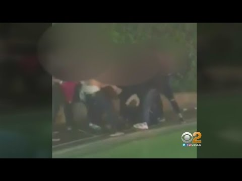 Son Of Ex-NFL QB Brutally Beaten In Canoga Park Attack Caught On Video