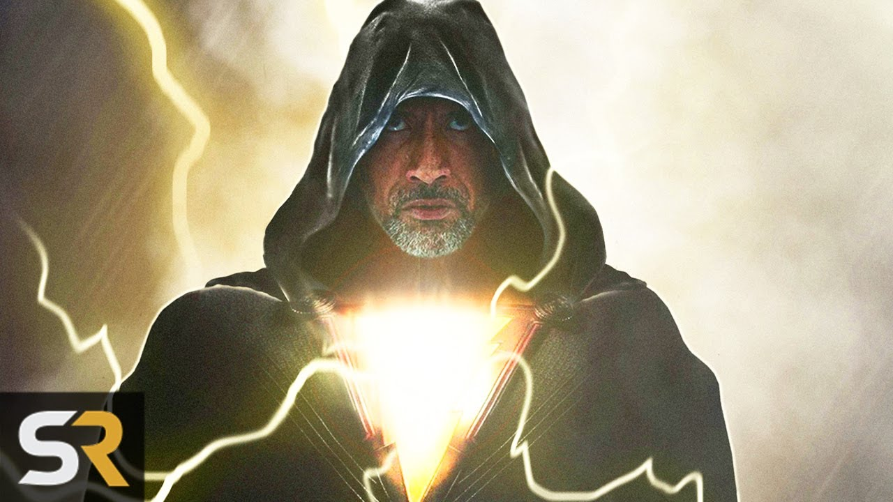 Dwayne Johnson's 'Black Adam' Sets Christmas 2021 Release