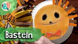 Karnevalsmaske basteln für Kinder - DIY Bastelanleitung | Karneval im Zoo