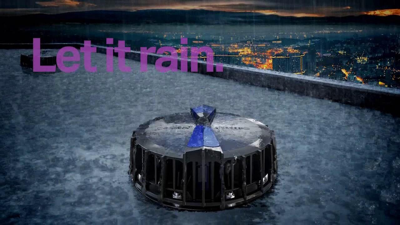 Flat Roof Drainage