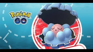 Noticias de Pokémon Go - ¡Haz descubrimientos mediante una investigación limitada con Clamperl!