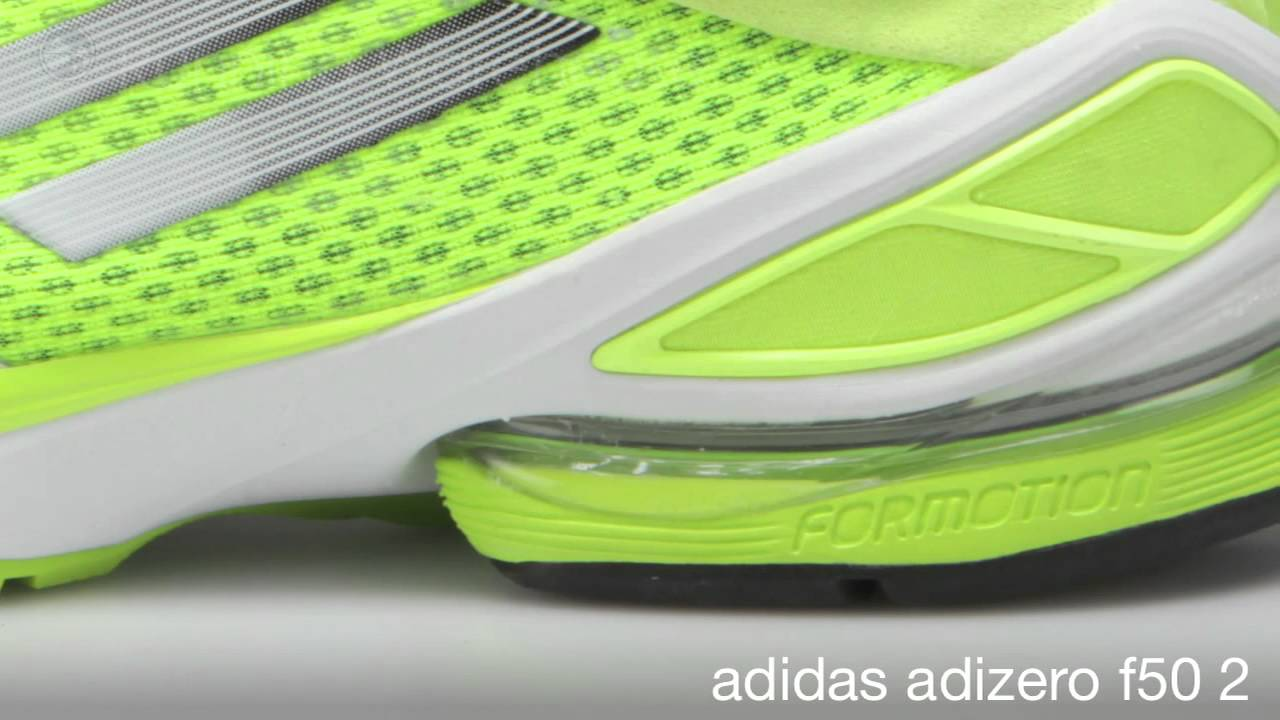 b79316e7dc2 adidas adiZero F50 2 Men - YouTube