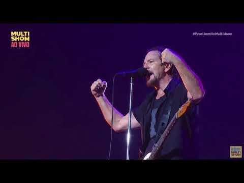 Pearl Jam Better Man 24 03 2018