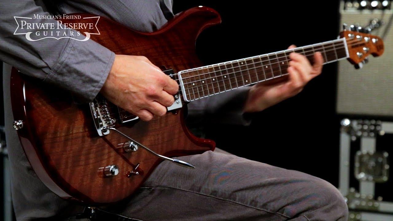 luke hh iii guitar ernie ball electric