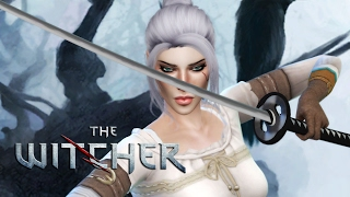 The Sims 4 I The Witcher I CIRI ⚔