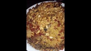 الرز البخاري من المدينة - طريقة عائلتي الخاصة