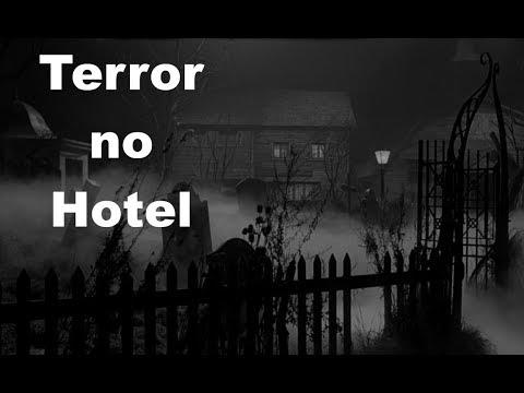 Terror no Hotel - História de Terror