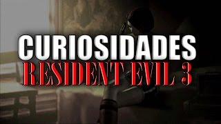 Curiosidades de Resident Evil 3: Nemesis.