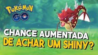 CHANCE DE ENCONTRAR UM SHINY E LISTA ATUALIZADA! SETEMBRO - 2018   Pokémon GO