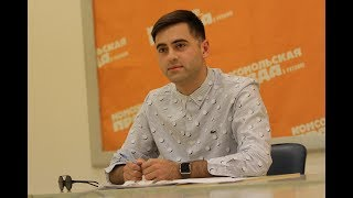 "Тигран Мартиросян о том, как пришел на канал ""112"""