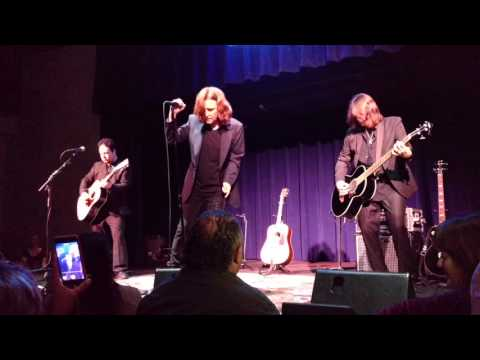 John Waite - Missing You.  Music Box Supper Club.  Cleveland 4/13/2016