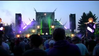 A.S.Y.S - acid nightmare (zany remix)@the qontinent 2012
