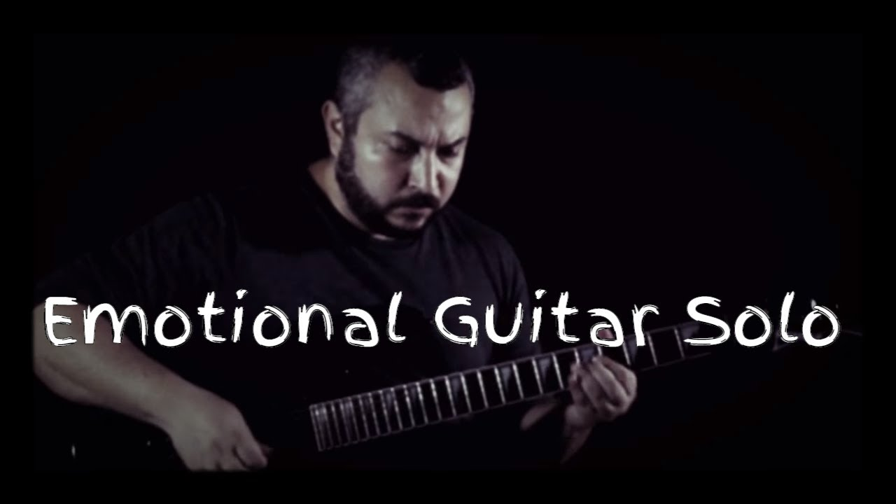 Instrumental Melodic Arabic Guitar Solo Chusss YouTube - Musical history guitar solo