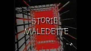 Gambar cover STORIE MALEDETTE:  il collezionista di anoressiche