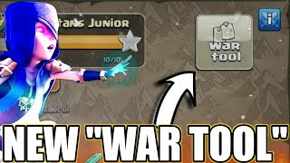 "NEW UPDATE ""WAR TOOL"" MARCH 2018 UPDATE 