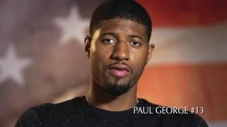 USA Men's Team Celebrate Their Gold Medal