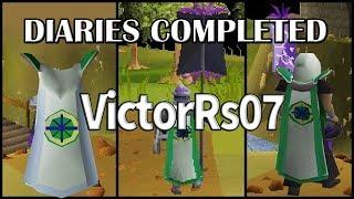 Como Completar Diarys - VictorRs07