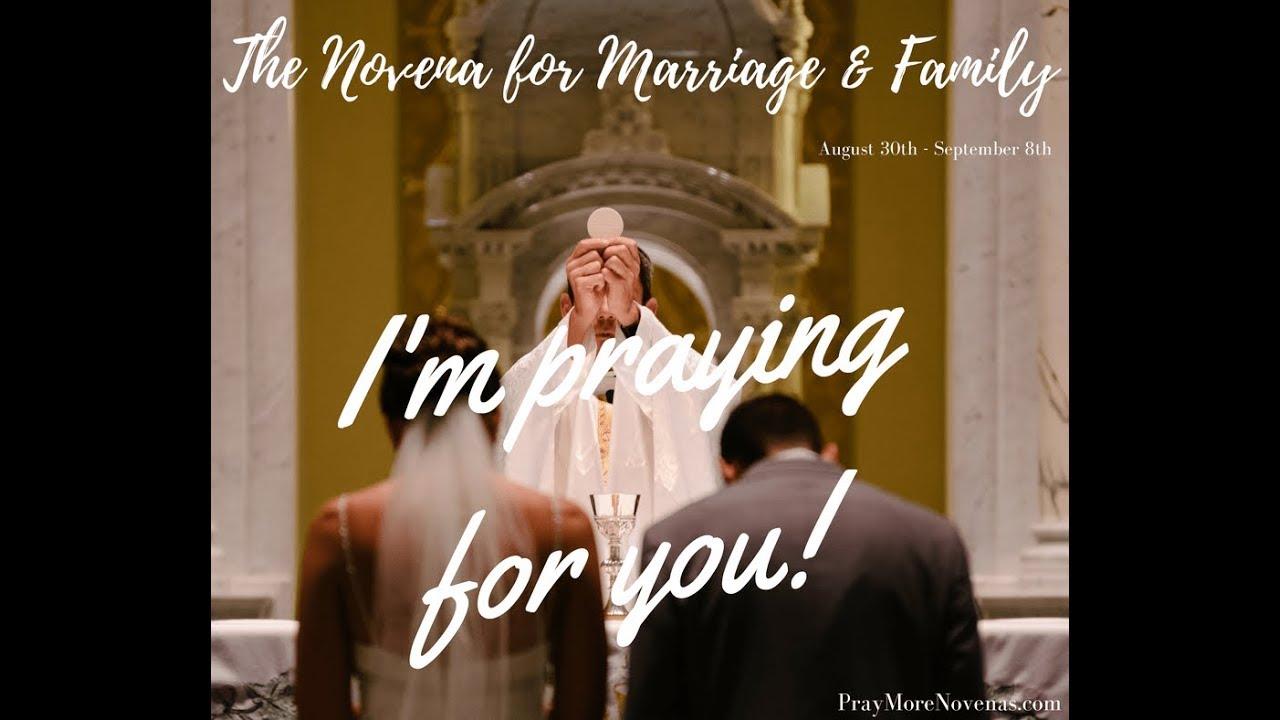 Day 8 - Novena for Marriage & Family 2019 - Novena Prayers