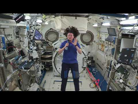 EXPEDITION 57 CREW MEMBER DISCUSSES LIFE IN SPACE WITH COLORADO MEDIA