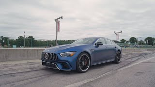 homepage tile video photo for Mercedes-AMG GT63 S at Lightning Lap 2019