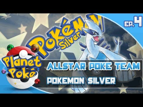 Allstar Pokemon Teams: Silver Version