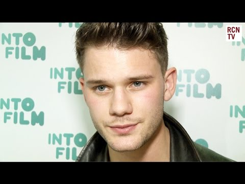 Jeremy Irvine Interview Fallen & Into Film Awards