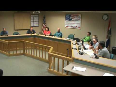 City of Centralia - General Government & Public Safety - May 8, 2017