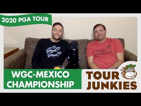 WGC Mexico 2020 DraftKings & Betting Preview / PGA Tour