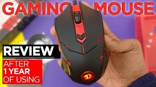 Redragon M601 gaming mouse Review after 1 year of using The Best budget gaming mouse under Rs 1000