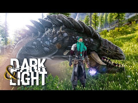 Dark And Light - GETTING STARTED GUIDE / FIRST IMPRESSIONS, CRAFTING #1 - DNL Survival Gameplay