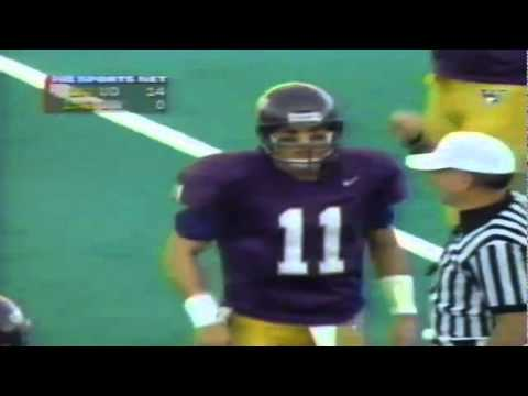 Washington WR Jerome Pathon drops an easy touchdown vs. Oregon 11-08-97