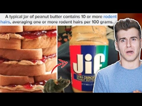Most Disturbing Facts About Your Favorite Foods! (Warning)