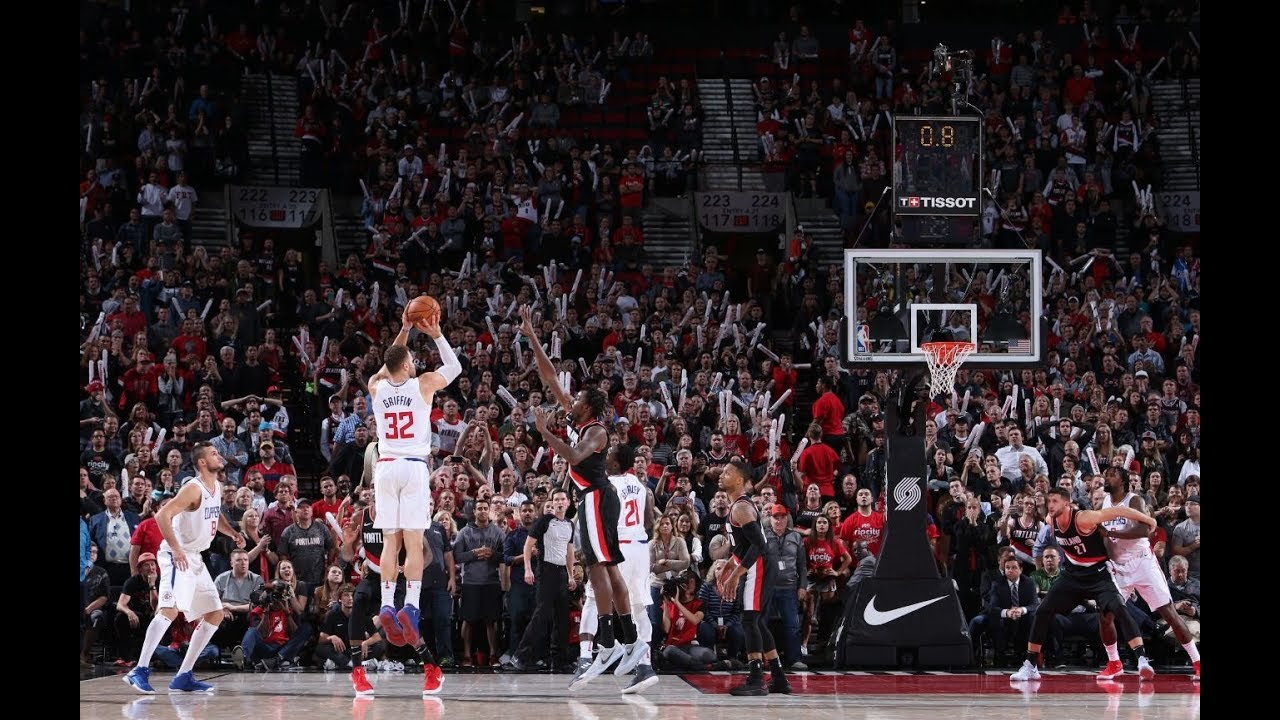Tissot Buzzer Beater Blake Griffin Hits Game Winning Three In Show Find Great Deals On Ebay For Quiz Portland L October 26 2017