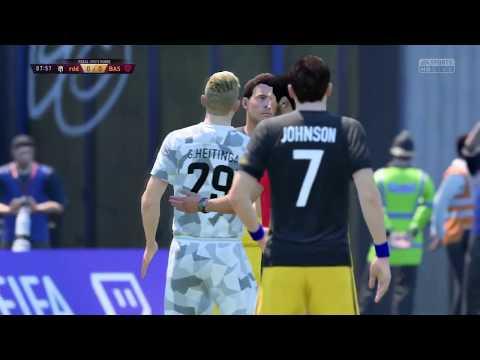 FIFA 18 Pro Club | FC Basel 088