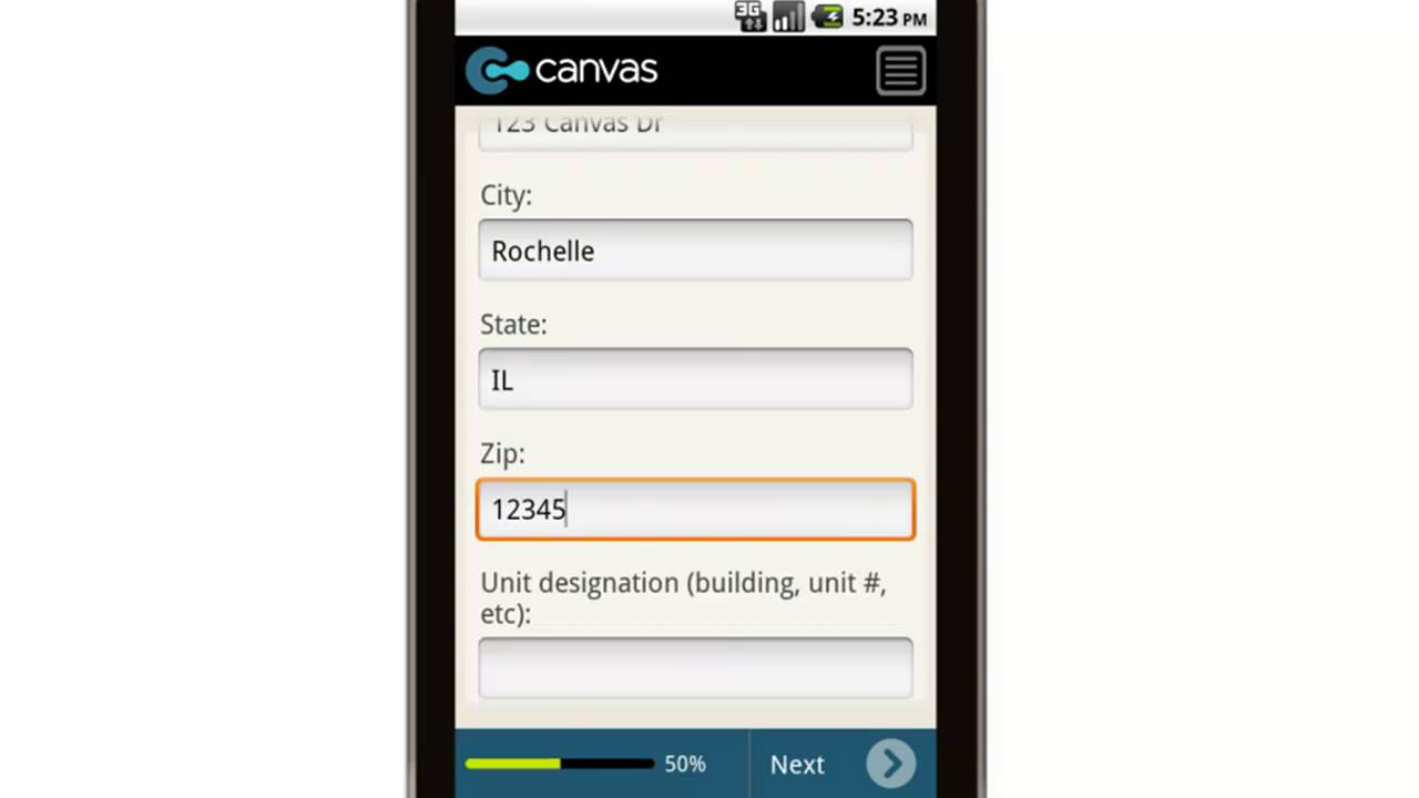 Canvas Timeshare Rental Agreement And Escrow Instructions Mobile App