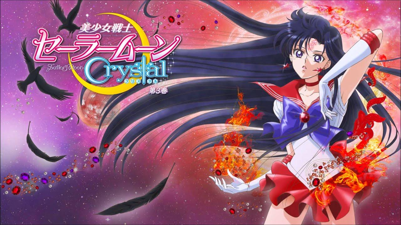 Rei Hino Sailor Mars Youtube