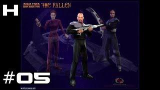 Star Trek Deep Space Nine The Fallen Walkthrough Part 05 (Sisko)