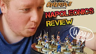 OFFENSIVE MINIATURES - Napoleonic Review!