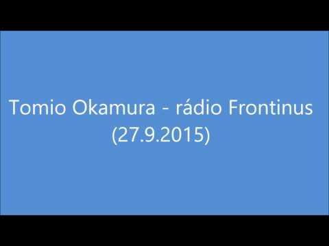 Tomio Okamura - Frontinus (27.9.2015)