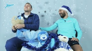 Новогодние дуэли на «Зенит-ТВ»: Дзюба VS Данни