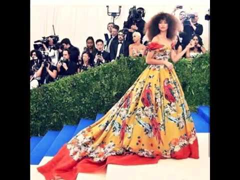 Met gala 2017 best dressed looks