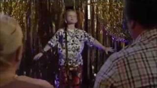 Eastenders- Tiffany sings firestarter at the talent show