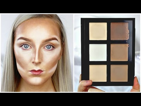 Anastasia Beverly Hills Cream Contour Kit Review And Demo