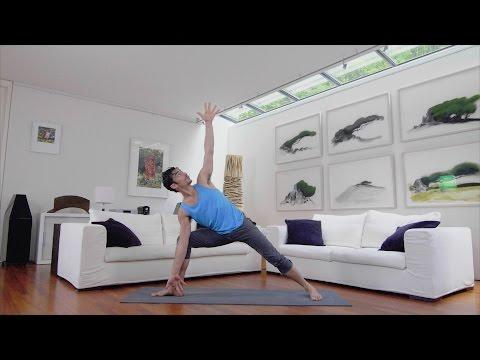 TINT. Matt Giordano The Essentials of Yoga Trailer