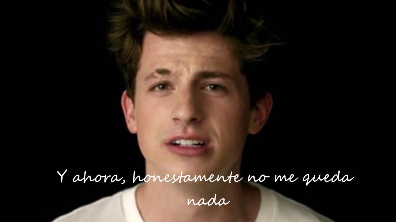 Charlie Puth Dangerously *Traducción al español* - YouTube