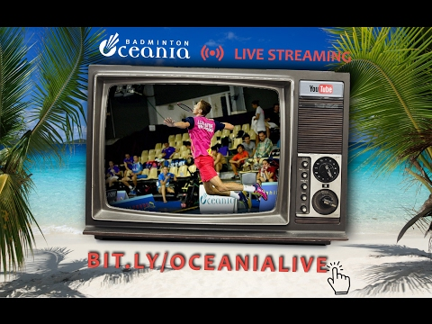 OceaniaLive: Casa Del Sole Noumea International Day 1 - Court 2