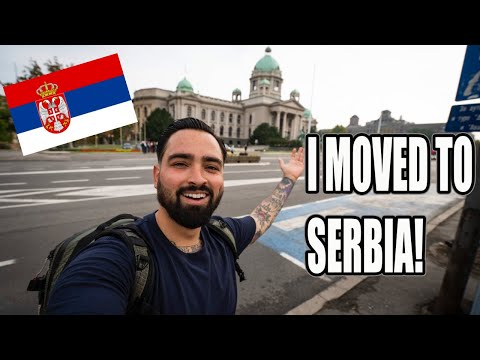American Moves to Belgrade During COVID- 19 - The Capital of Serbia 2020