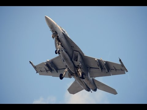 Spotting at Naval Air Station Oceana - April 20, 2017