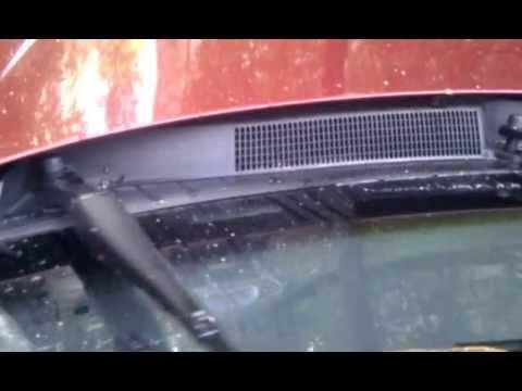 Замена форсунок омывателя опель астра h Ремонт выпускного коллектора nissan almera classic