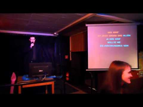 Bunker Karaoke 20.04.2012 (Die Ärzte - Der Graf)